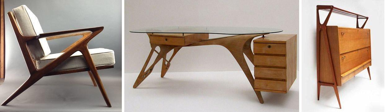 Muebles años 50 - Interiorista Valencia
