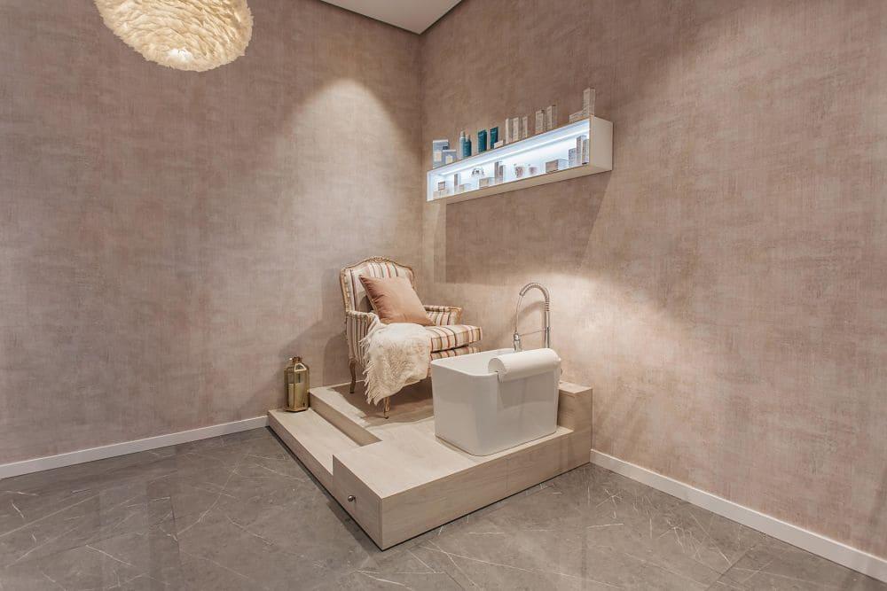 Luxury and Nails - Interiorismo Valencia
