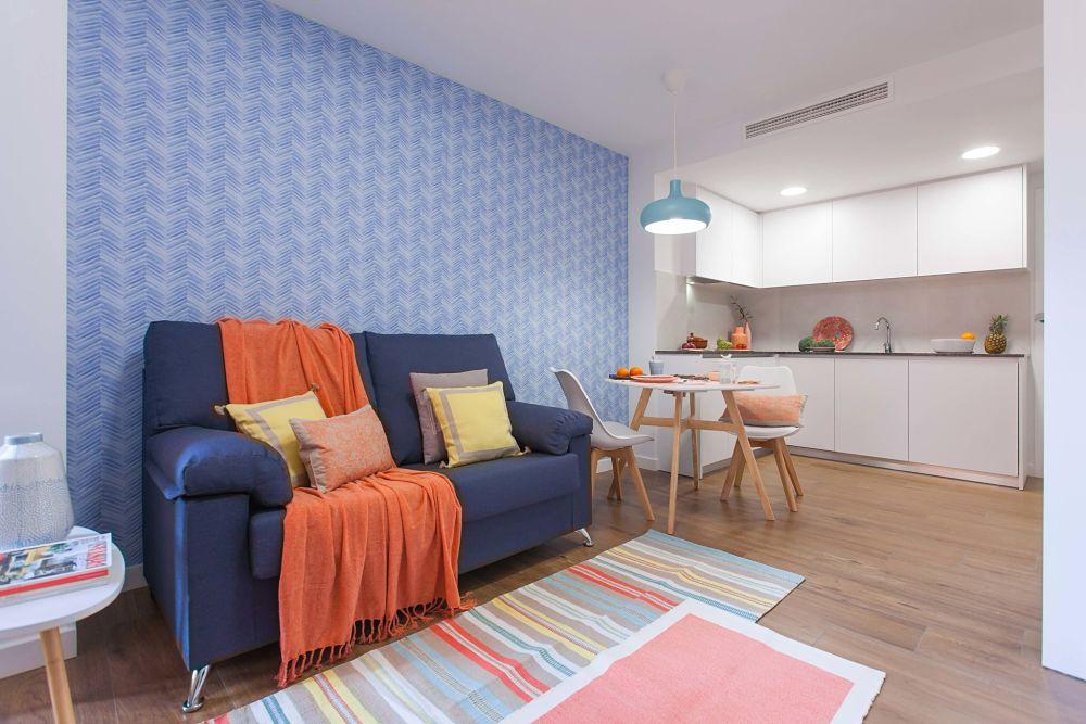 Diseño interiores Valencia - Cocina abierta