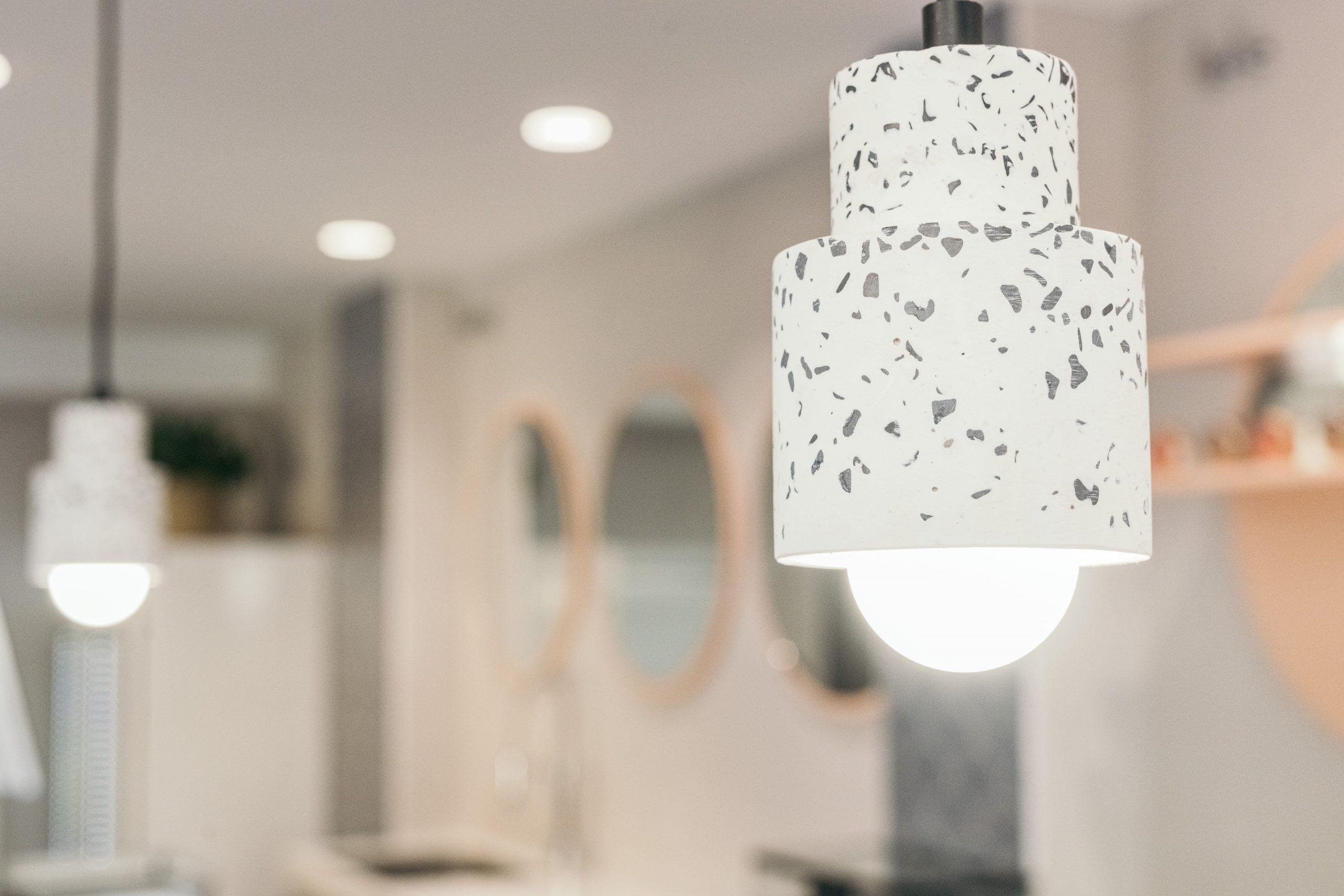Iluminación con luz de led