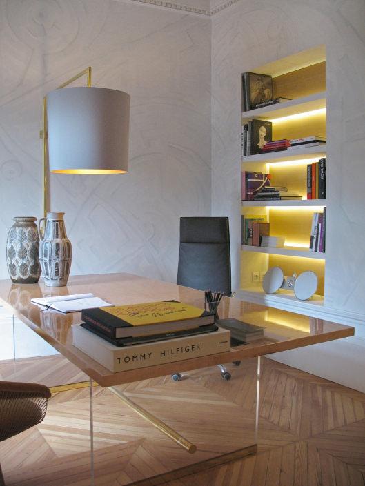 Diseño de interiores en estudio de interiorismo y arquitectura Valencia