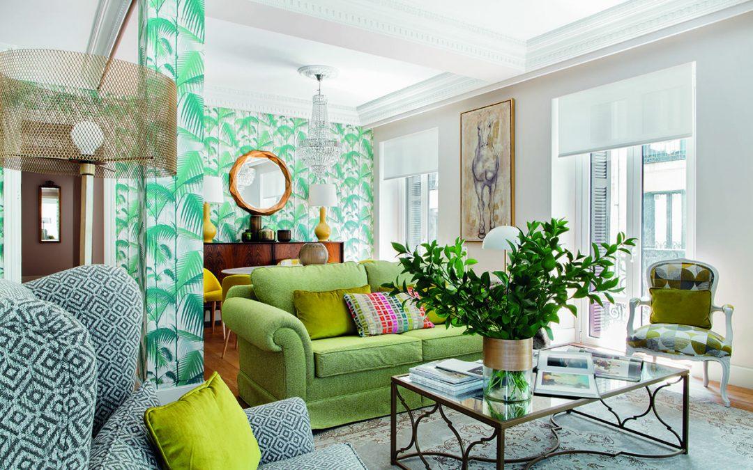 Estilo ecléctico: la mezcla de estilos de decoración de interiores