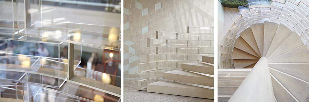 Restaurantes inspiradores: shugaa room detalles escaleras - Reformas generales en Valencia