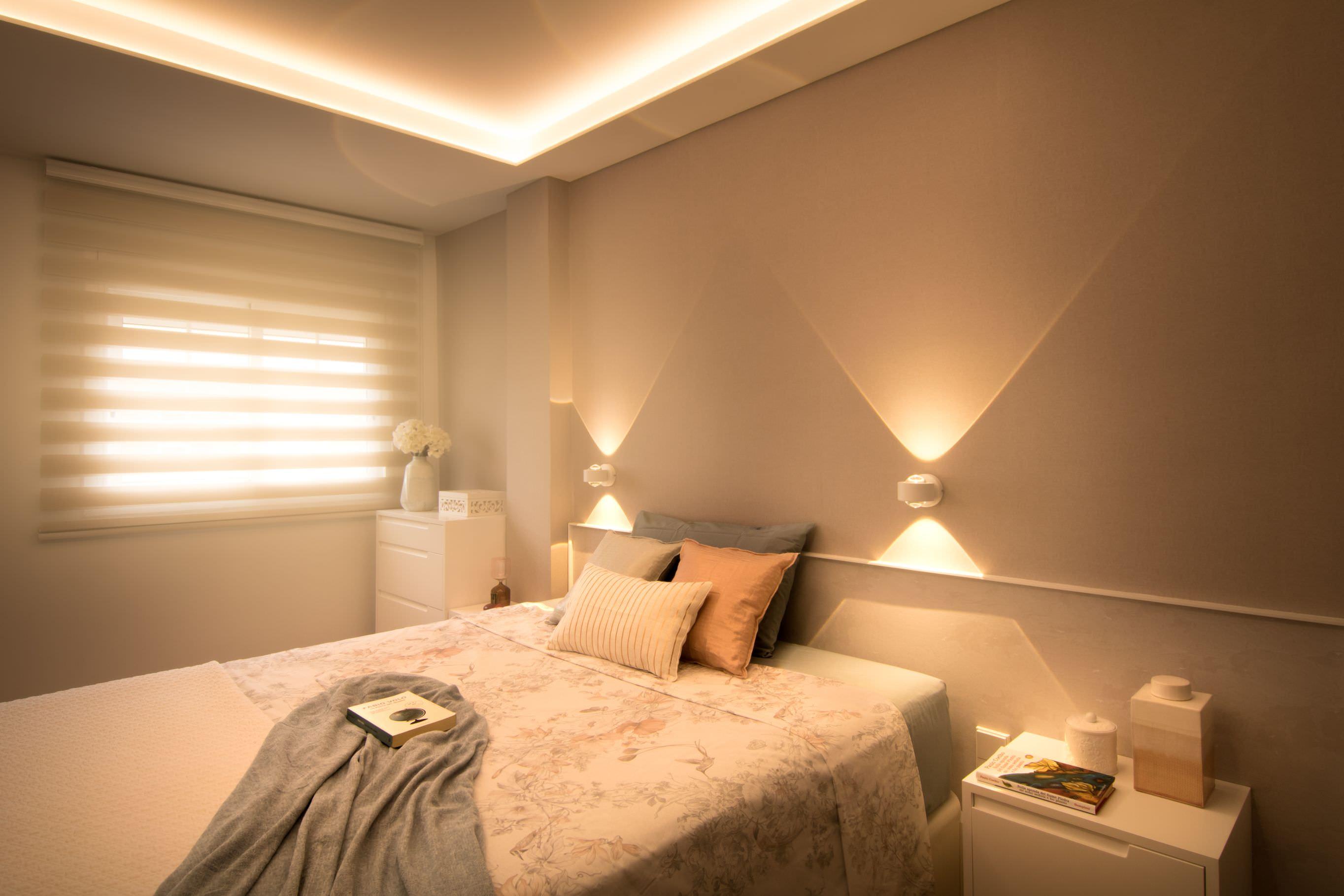 Decoración de habitación - Interiorista Valencia