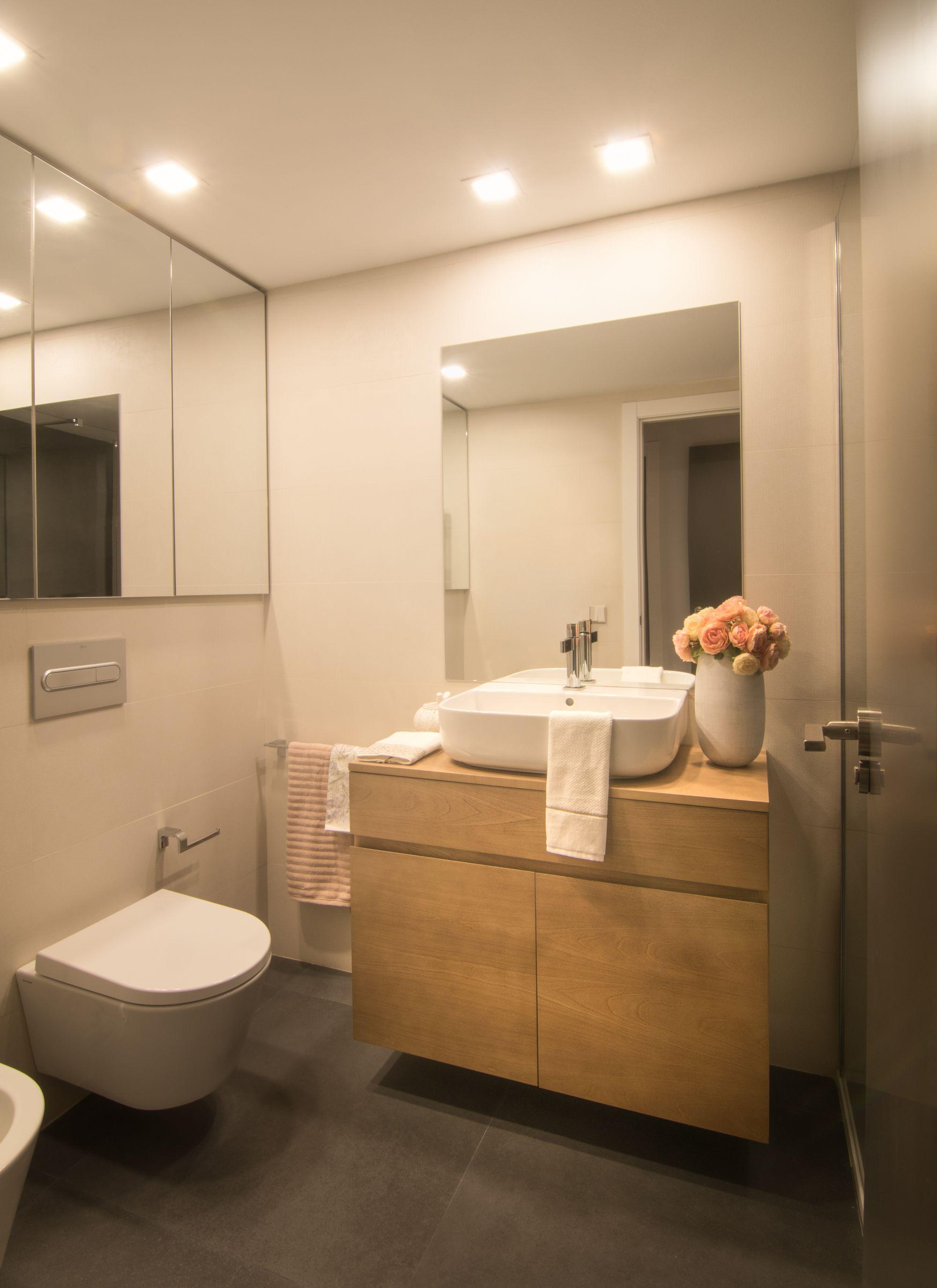 Diseño de baño - reforma en vivienda Valencia