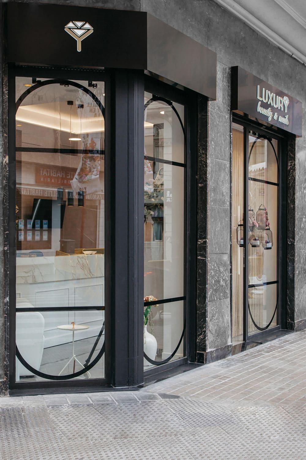 Proyecto interiorismo en local comercial