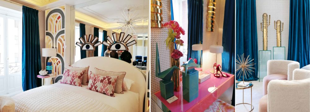 Casa Decor 2018 - Dormitorios Originales