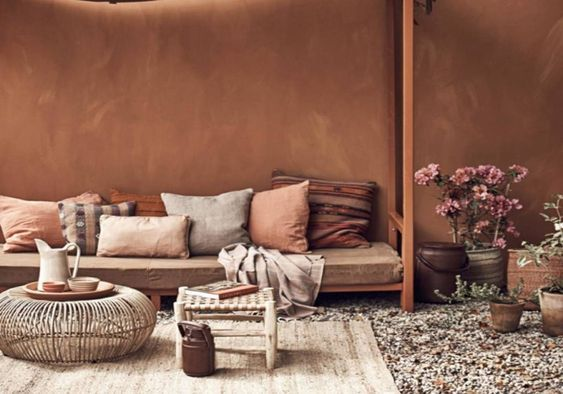 Colores que son tendencia de interiorismo en 2020