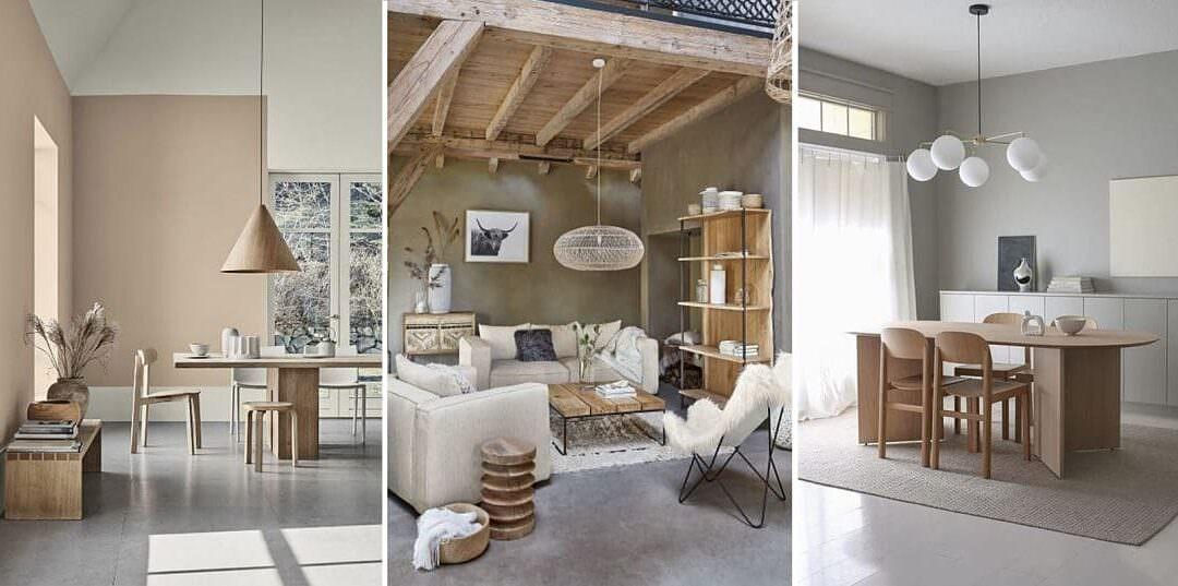Las mejores tendencias de decoración Slow Deco