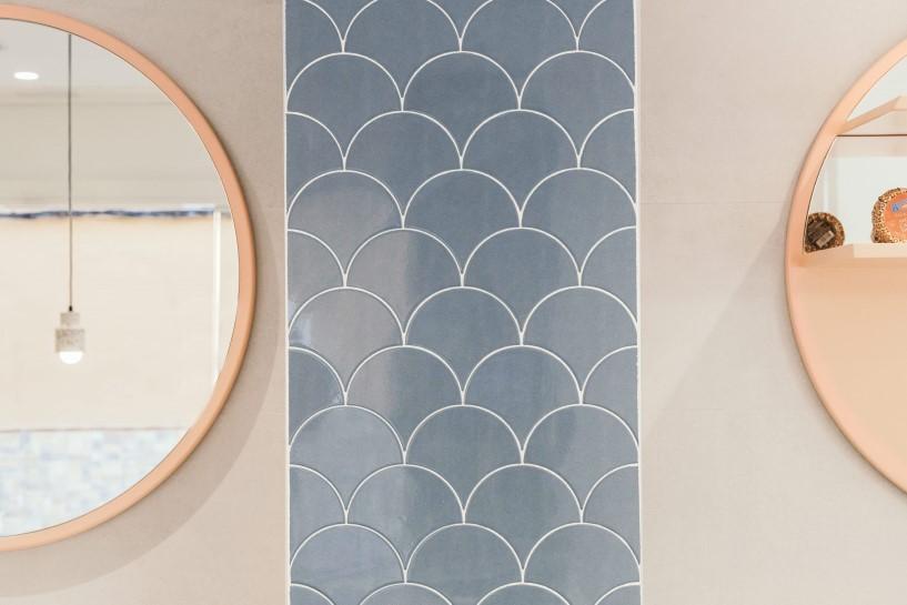 paredes tonos cálidos acogedores