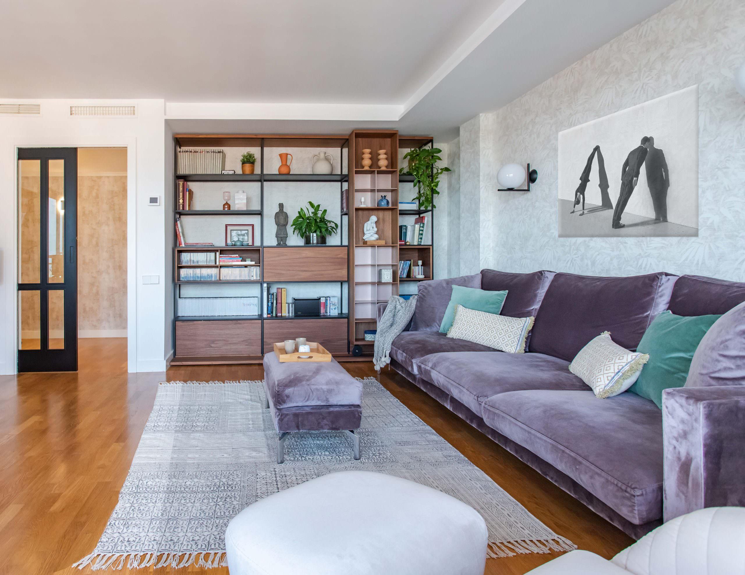 Asesoramiento compras decoración interiores
