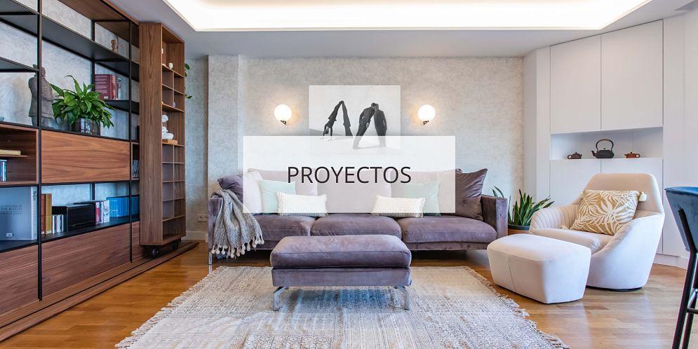 Proyectos interiorismo en Valencia